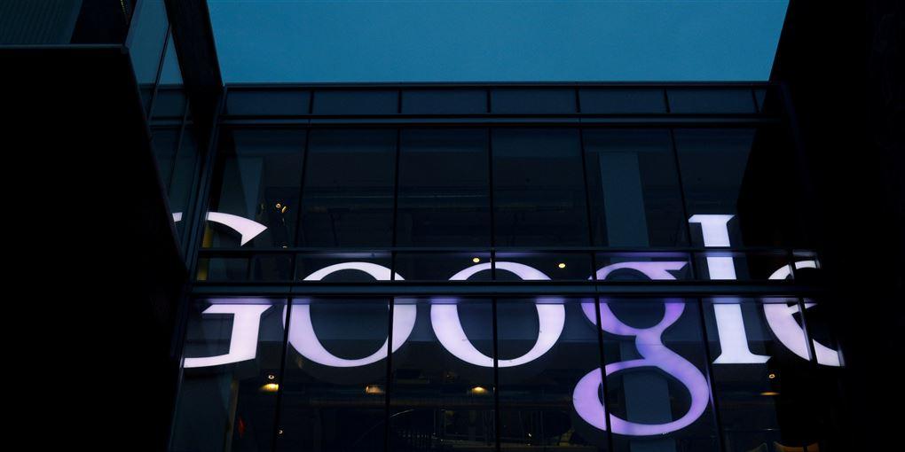 Google står for en stor del af gratis spil reklamerne